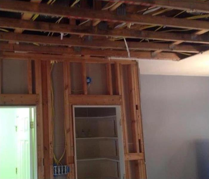Water Damage In Edgewood After