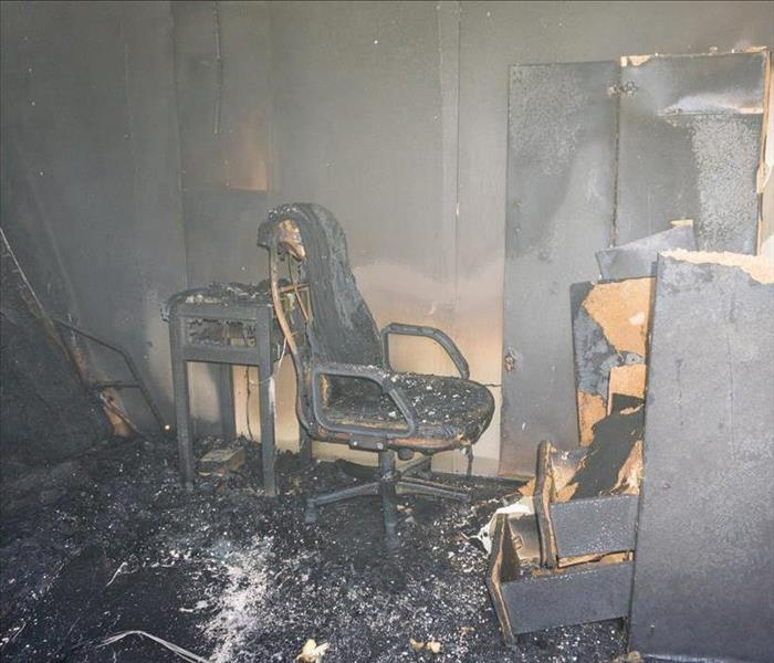 Fire Damage SERVPRO Says to Pine Castle Homeowners--Call Us for Fire and Odor Control