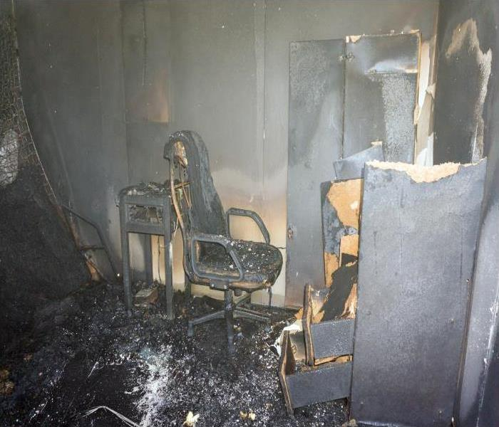 Fire Damage Determining The Right Cleaning Methods During Fire Damage Restoration In Conway